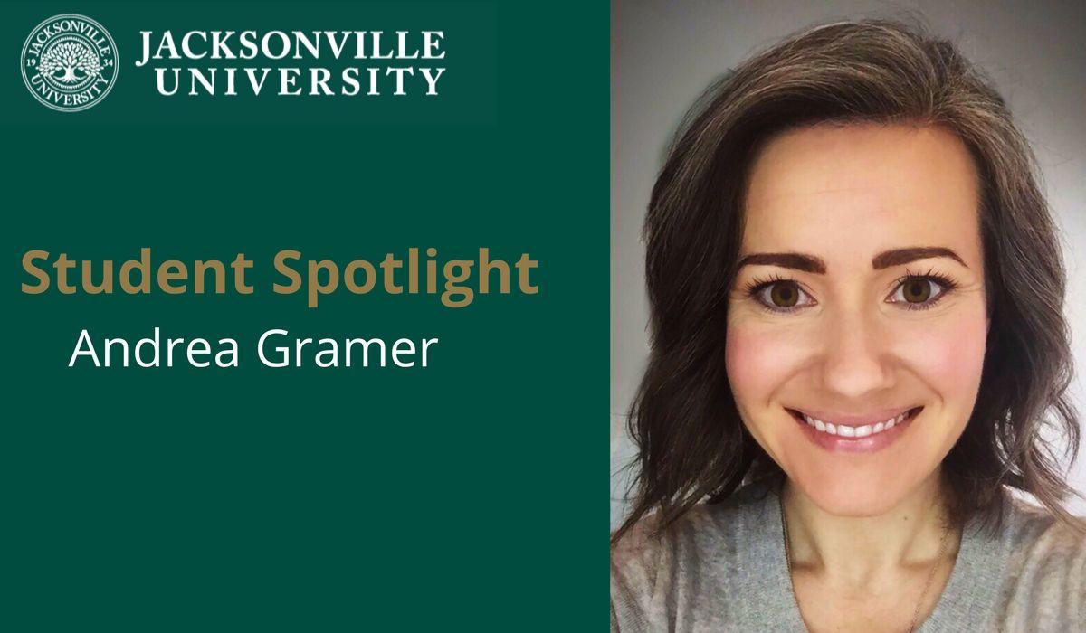 Andrea Gramer graduate of Masters of Science Health Informatics